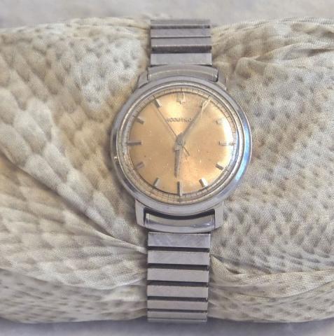 1975 Bulova Accutron watch