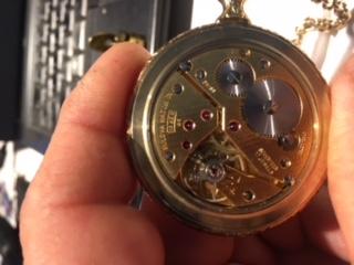 1976 Bulova watch