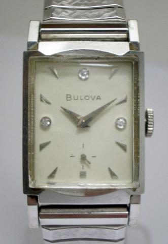 1957 Bulova Beau Brummell