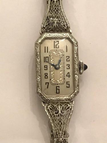 1924 Bulova 6513 watch