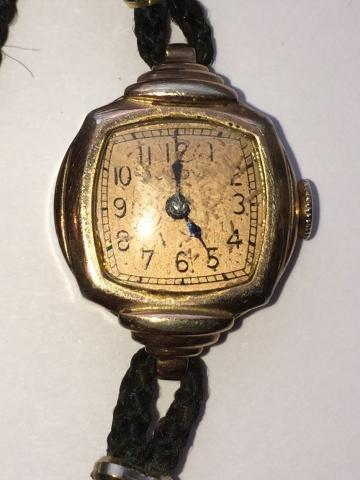 1941 Bulova watch