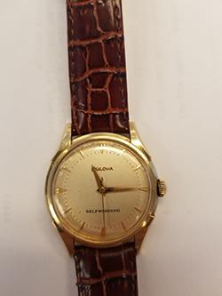 [1955 (L5)] Bulova watch