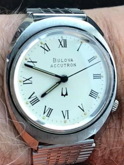 [1976] Bulova watch