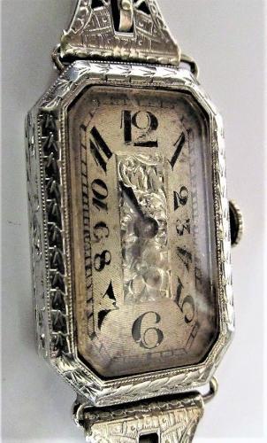 1921 Bulova 6714 watch