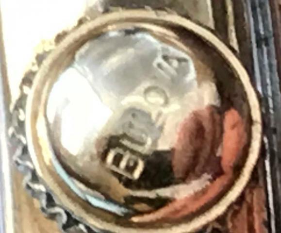 Winchester Crown Bulova watch