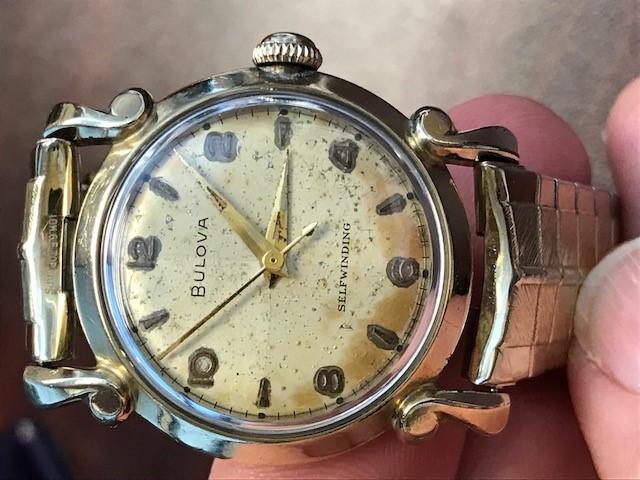 Winchester Bulova watch