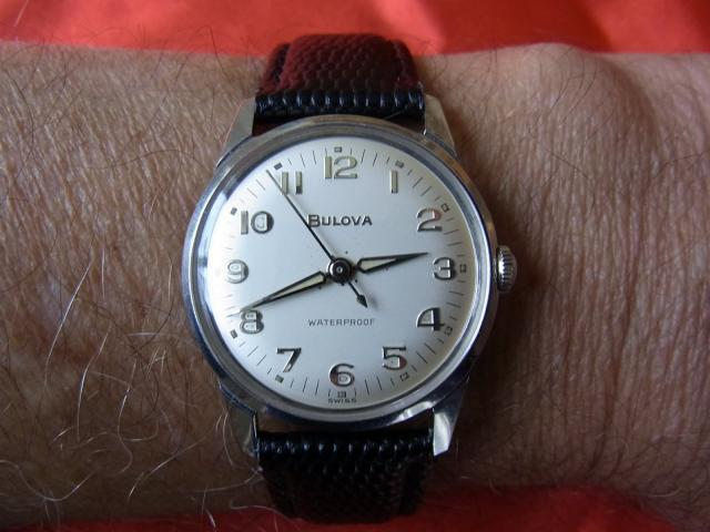1961 Bulova Sea King A watch