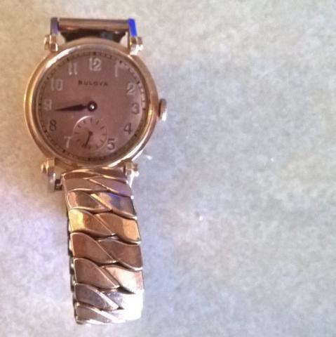 1948 Bulova Princeton watch