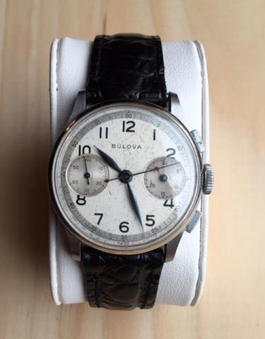 1941 Chronograph Bulova